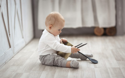 Baby Proofing Your House 101-ish