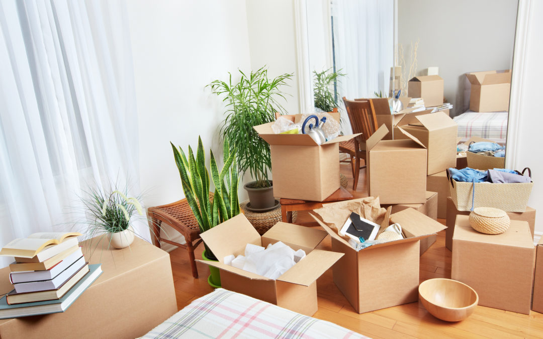 How To Properly Pack Your House For A Move