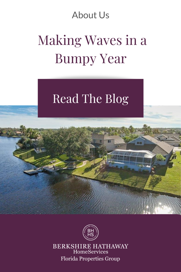 blog article - making waves in a bumpy year