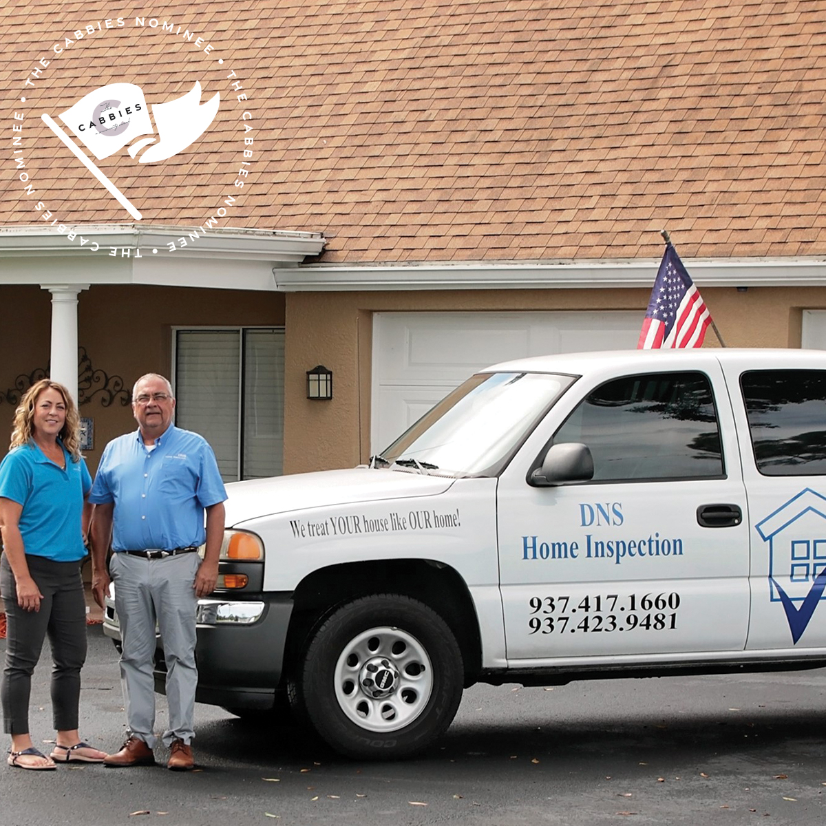 Business to watch nominee - DNS Home Inspection