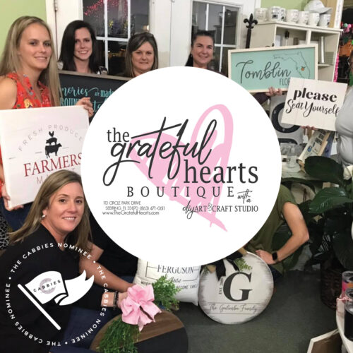 Business to watch nominee - grateful hearts
