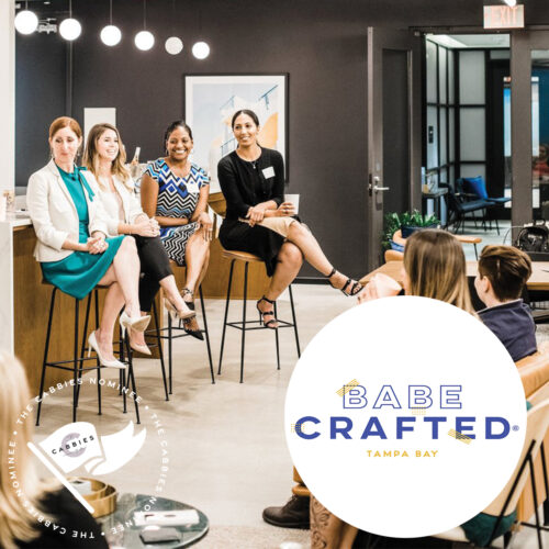 Most Impactful Business Nominee - Babe Crafted