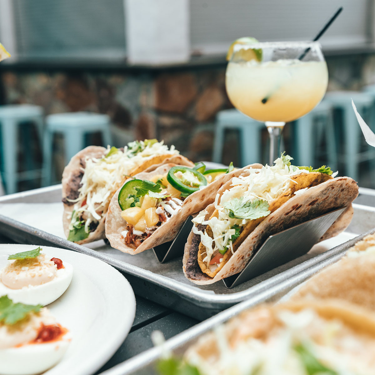 best taco spot category - The Cabbies local awards 2021